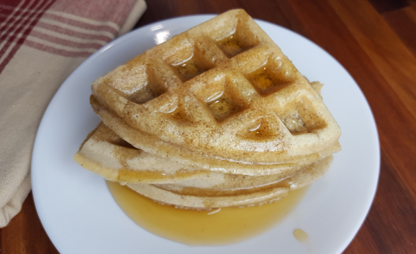 Simple Paleo Waffles Farmgirl Paleo